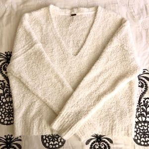 Finders Keepers V Neck Sweater